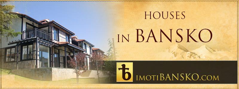 banner houses bansko