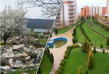 снимка на Такса поддръжка за ваканционен имот в Банско – двете гледни точки