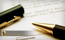 снимка на Защо се сключва предварителен договор за покупко-продажба на недвижим имот
