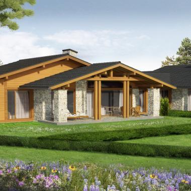 House, Golf Area, Imoti Bansko