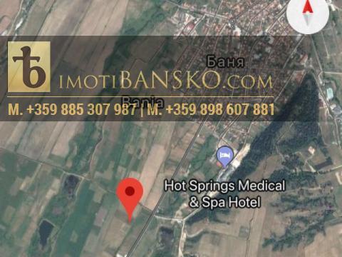 Land, Bania, Imoti Bansko